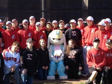 Easton Baseball Diamond Club