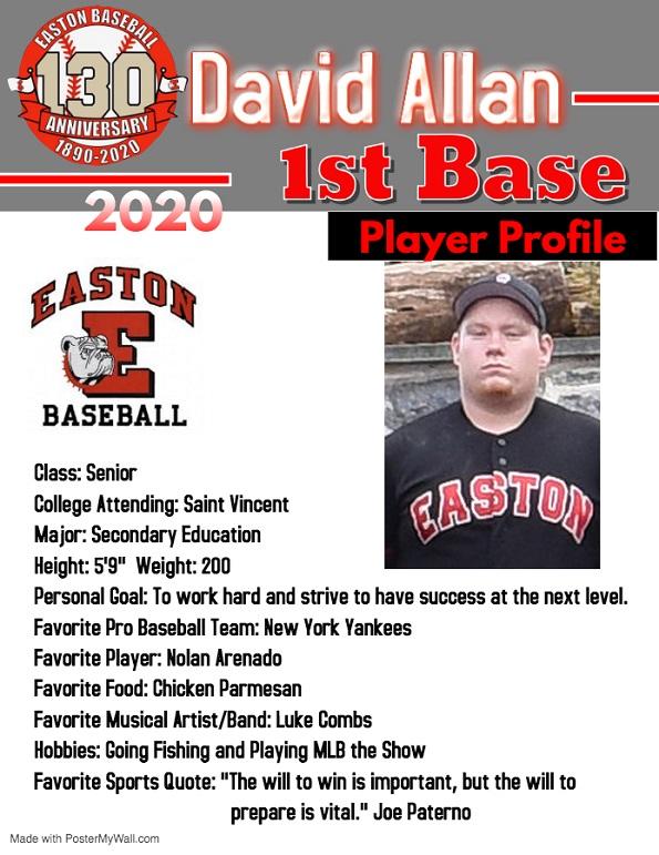 David Allan Profile